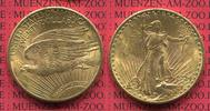 USA 20 Dollars St. Gaudens Double Eagle 1924 vz-prfr. USA 20 Dollars 192... 1399,00 EUR