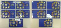 DM Kursmünzensatz komplett 5 Platten 1995 Bundesrepublik Deutschland, F... 115,00 EUR  +  8,50 EUR shipping