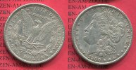 USA 1 Dollar Morgan Typ 1900 vz USA 1900 1...