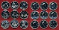 9 x 1 Dollar Silbermünzen versch. Kanada, Canada Kanada Lot 9 x 1 Dolla... 225,00 EUR  +  8,50 EUR shipping
