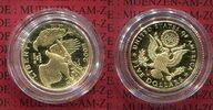 USA 5 Dollars Goldmnze Commemorative 2008...