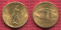 USA 20 Dollars St. Gaudens Double Eagle 1924 vz USA 20 Dollars 1924 Gold... 1350,00 EUR