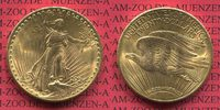 USA 20 Dollars St. Gaudens Double Eagle USA 20 Dollars 1924 Gold St. Gaudens Typ Double Eagle