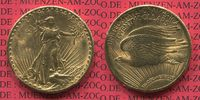 USA 20 Dollars St. Gaudens Double Eagle USA 20 Dollars 1927 Gold St. Gaudens Typ Double Eagle