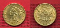 USA 10 Dollars Gold Libert...