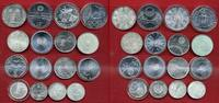 Lot 5,8 und 10 Euro Münzen Silber, 16 Münzen verschiedene Portugal Lot ... 199,00 EUR
