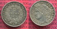 2 Franc Silber  1870 A Frankreich, France Frankreich 2 Francs 1870 A Ko... 90,00 EUR  +  8,50 EUR shipping