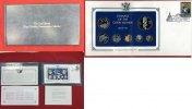Kursmünzensatz PP 1981 Cook Islands Cook Islands KMS 1981 Tangaroa, Got... 59,00 EUR  +  8,50 EUR shipping