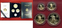 1/10, 1/4, 1/2, 1 Unze American Gold Eagle 1989 USA, United States of A... 2599,00 EUR