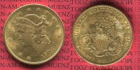 USA 20 Dollars Gold Liberty  Double Eagle 1904 vz USA 20 Dollars Liberty... 1250,00 EUR