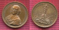 Bronzemedaille 1736 Frankreich / Österreic...