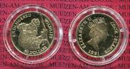 Cook islands Cook Inseln 50 Dollars Goldmünze 1991 Polierte Platte* mit ... 199,99 EUR