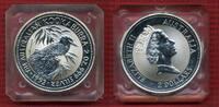 2 Dollars Kookaburra 2 Unzen 1993 Australien, Australia Australien 2 Un... 75,00 EUR  +  8,50 EUR shipping