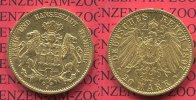 Hamburg, German Empire Free City of 20 Mark Goldmünze 1897 vz  Hamburg 2... 375,00 EUR