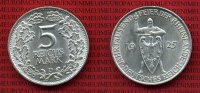 Weimarer Republik Deutsches Reich 5 Mark Weimarer Republik Silber 1925 D... 125,00 EUR
