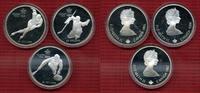 3 x 20 Dollar Silbermünzen 1985, 86, 87 Kanada, Canada Kanada Lot 3 x 2... 75,00 EUR  +  8,50 EUR shipping