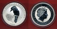 10 Unzen Silber, 10 Dollar 2008 Australien Kookaburra Stempelglanz BU m... 269,50 EUR  +  8,50 EUR shipping