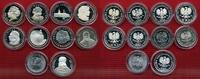 8 x 100 Zloty & 2 x 200 Zloty Silbermünzen verschiedene Polen, Poland P... 160,00 EUR155,00 EUR