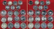 Lot 2 1/2, 5, 8 und 10 Euro Münzen Silber verschiedene Portugal Lot von... 195,00 EUR