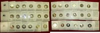 Silbermünzen Lot WWF 18 Münzen verschiedene Verschiedene Tiermotive WWF... 475,00 EUR