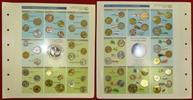 Münzen aus 32 Ländern verschiedene Diverse Länder Die Münzen der 32 End... 89,00 EUR