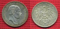 5 Mark Silbermünze 1907 Sachsen Sachsen 5 Mark 1907 E, Friedrich August... 57,00 EUR  +  8,50 EUR shipping