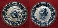 10 Unzen Kookaburra, 10 Dollars 1994 Australien, Australia Australien 1... 295,00 EUR  +  8,50 EUR shipping