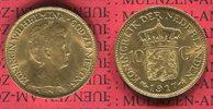 10 Gulden Goldmünze Kursmünze 1917 Niederlande Holland Niederlande, Hol... 239,00 EUR  +  8,50 EUR shipping