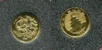 5 Yuan Panda 1/20 Unze Gold 1994 China, Volksrepublik China Panda 5 Yua... 120,00 EUR  +  8,50 EUR shipping