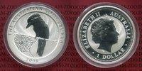 1 Dollar Kookaburra 2008 Australien Kookaburra - 1 Unze Silber Stempelg... 39,00 EUR37,00 EUR  excl. 8,50 EUR verzending