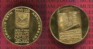 100 Lirot goldcoin Commemorative  1973 Israel Israel 100 Pfund 1973 25.... 565,00 EUR