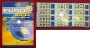12 x Euro KMS 3,88 Euro 2003 12 Euroländer ohne Kleinstaaten Die Münzen... 119,00 EUR  +  8,50 EUR shipping