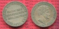 1 Taler Ausbeutetaler Silbermünze 1836 Preußen Königreich Preußen Ausbe... 85,00 EUR