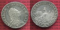 Taler Friedrich der Große 1786 A Brandenburg Preußen Preußen Reichstale... 225,00 EUR