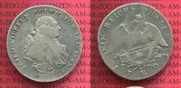 Taler Friedrich Wilhelm II. Silber 1791 B Brandenburg Preußen Preußen T... 195,00 EUR  +  8,50 EUR shipping