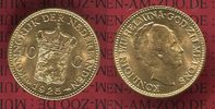 10 Gulden Goldmünze Kursmünze 1925 Niederlande Holland Niederlande, Hol... 239,00 EUR  +  8,50 EUR shipping
