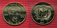 200 Pesos Goldmünze 1977 Dominikanische Republik Juan Pablo Duarte 1876... 1235,00 EUR  +  8,50 EUR shipping