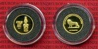 20 Francs Goldmünze, 1/25 Unze Gold 2000 Kongo Afrikanische Kunst - Afr... 59,00 EUR