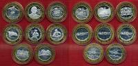 8 x 10 $ Casino Token ohne Jahr USA, Las Vegas Las Vegas 8 Stück 10 Dol... 165,00 EUR  +  8,50 EUR shipping