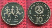 10 Mark DDR Gedenkmünze Cu/Ni 1988 DDR Eastern Germany, GDR DDR 10 Mark... 69,00 EUR