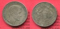 1 Taler Vereinstaler 1862 Hessen Landgrafschaft Hessen Landgrafschaft, ... 245,00 EUR