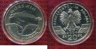 20 Zloty Silber 2004 Polen, Poland Polen 20 Zloty 2004 Hafendelfine  Tw... 125,00 EUR  +  8,50 EUR shipping