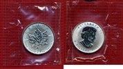 Kanada 5 Dollars Silbermünze Maple Leaf Kanada 1 Unze Maple Leaf 5 Dollars Privy Mark Brandenburger Tor in Berlin