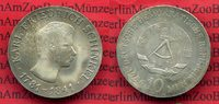 DDR, GDR Eastern Germany 10 Mark DDR 10 Mark 1966 Schinkel