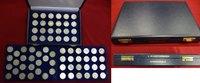 Bundesrepublik Deutschland 72 x 5 DM Silberadler Komplett o. 1958 J 5 DM Silberadler, Kursmünze 1951 bis 1974, ohne 1958 J 72 Stück