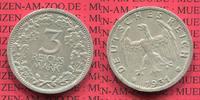 3 Mark Kursmünze Silber 1931 E Weimarer Republik Deutsches Reich Weimar... 299,99 EUR  +  8,50 EUR shipping