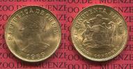 Chile 50 Pesos 5 Condores Goldmünze Chile 50 Pesos, 5 Condores, 1969 Goldmünze