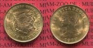 Chile 50 Pesos 5 Condores Goldmünze Chile 50 Pesos, 5 Condores, 1970 Seltenes Jahr Goldmünze