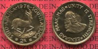 2 Rand Goldmünzen 1976 Süd Afrika, South Africa Südafrika 1976 2 Rand S... 325,00 EUR  +  8,50 EUR shipping