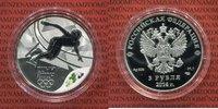 3 Rubel Silbermünze 2014 Russland Russia, UDSSR, USSR Russland 3 Rubel ... 59,95 EUR  +  8,50 EUR shipping